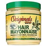 Africas Best Orig Hair Mayonnaise 15 Ounce Jar (443ml)