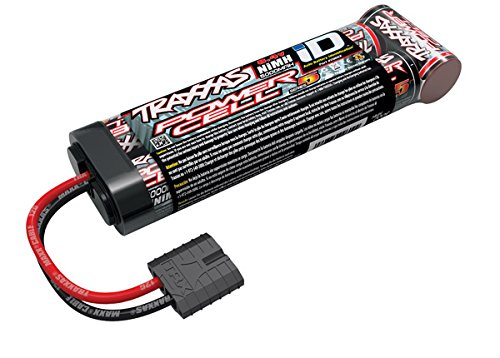- Traxxas 2960X Series 5 5000mAh NiMH 7-Cell, 8.4V Battery (flat pack)