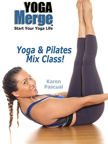 Yoga   Pilates Mix Class