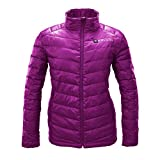 Kelvin Heated Jacket For Women - 5 Heat Zones + 10Hr Battery For The Finest Heated Coat | charges Cell Phones, Extreme Weather + Rip Resistant, 90/10 Duck Down Puffer Jacket | Cermak, Magenta - Small