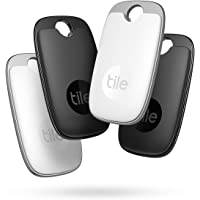 $34 » Tile Pro (2022) 1-Pack. Powerful Bluetooth Tracker, Keys Finder and Item Locator for…