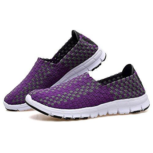 Mujer Violett1 para Zapatillas SH075 AIRAVATA tqAOP7nwt