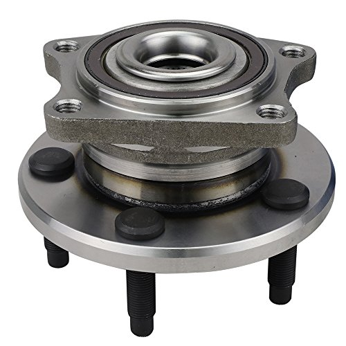 - CRS NT512300 Wheel Bearing Hub Assembly, Rear Left/Right, for Ford 2005-2007 Five Hundred/ 2008-2009 Taurus (X)/ 2005-2007 Freestyle, Mercury 2005-2007 Montego/ 2008-2009 Sable, AWD, w/ABS