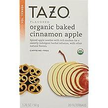 Tazo - Herbal Tea Caffeine Free Organic Baked Cinnamon Apple - 20 Tea Bags