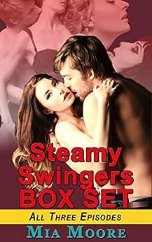 Steamy Swingers Bundled First Swingers ebook product image