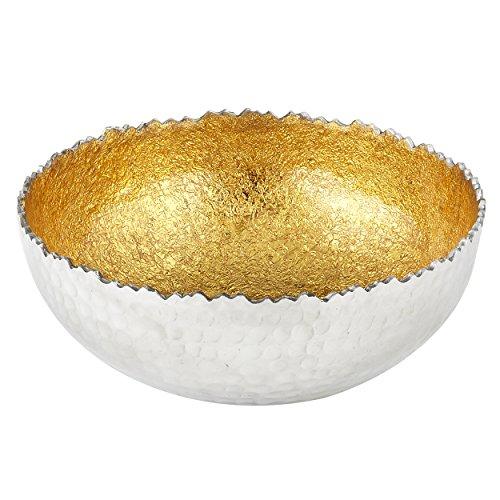 - Elegance Foil Bowl, Small, Gold