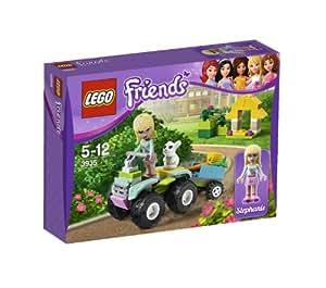 LEGO Friends 3935 - La Patrulla de Animales de Stephanie