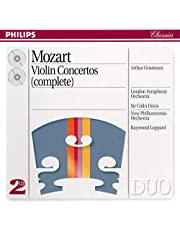 Mozart Vln Concertos Nos.1 5