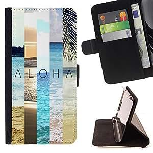 King Case - FOR Samsung Galaxy S3 MINI 8190 - beyond all price - Prima caja de la PU billetera de cuero con ranuras para tarjetas, efectivo Compartimiento desmontable y correa para la mu?eca