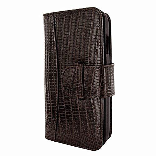Piel Frama 717 Brown Lizard WalletMagnum Leather Case for Apple iPhone 6 Plus / 6S Plus