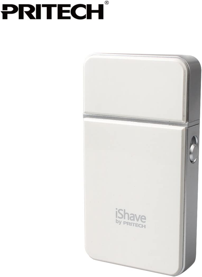 Pritech – Classical Rechargeable Shaver with Super Slim Body for ...