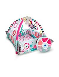 Bright Starts 5-in-1 Your Way Ball Play Activity Gym, Pink BOBEBE Online Baby Store From New York to Miami and Los Angeles