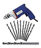 Codaflex italia electric drill (C-ED10)220V - 50 Hz - 350W - 2600 RMP - 10 MM