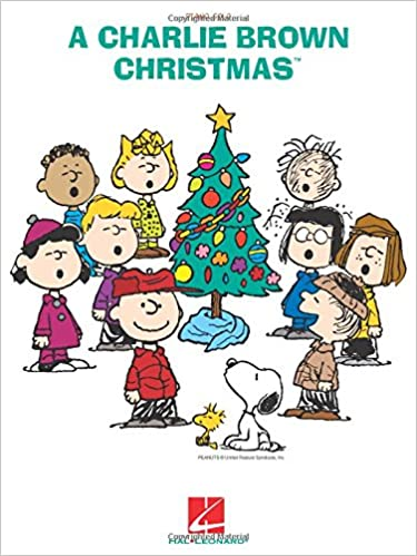 charlie brown theme song piano sheet music pdf