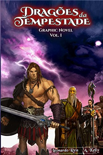 Dragões da Tempestade - Graphic Novel, Volume 1 (Portuguese Edition)