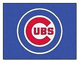 """Fanmats MLB - Chicago Cubs All-Star Mat 33.75""""x42.5"""""""