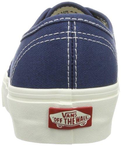 BLACK Sneaker WASHED VVOE4JT Blau Vans U Dark AUTHENTIC Vintage Erwachsene Unisex 1wqttg