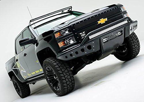 Addictive Desert Designs F282932680103 Stealth Front Bumper for Chevy Silverado 1500