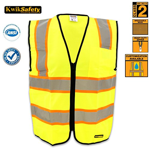 KwikSafety Visibility Reflective Lightweight Construction