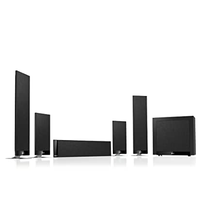 KEF T205 5.1 Home Theater Speakers System