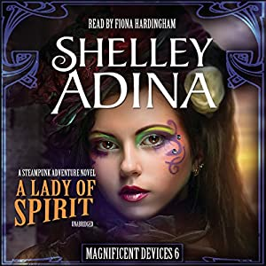 A Lady of Spirit Audiobook
