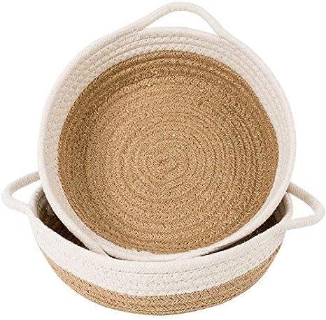 Goodpick 2 cestas peque/ñas Cuenco-2 Pack