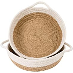 Goodpick 2pack Cotton Rope Basket - Wove...
