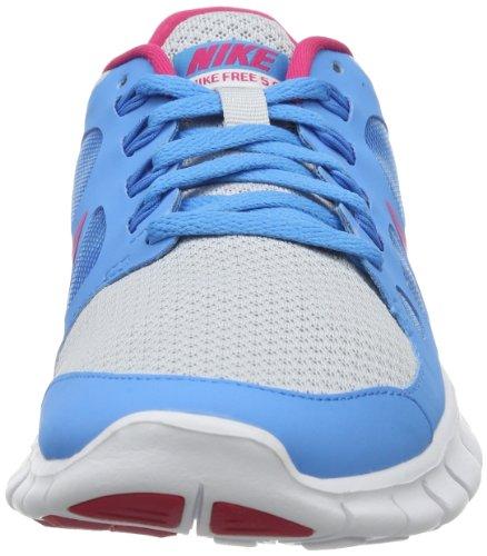 Blue Free T Vivid Chaussures Course vivid pr Rkis Nike Plnm 0 white Filles Pink De 580565 5 Pour SxwnqnFdaz