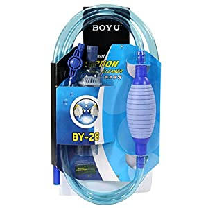 Boyu BY-28 Siphon Gravel Cleaner with Valve Control