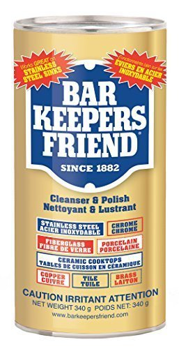 Bar Keepers Friend Powdered Cleanser 12-Ounces ()