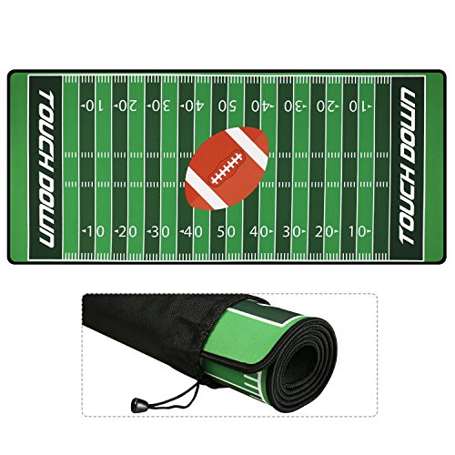 51Rg2CN4hsL - Extended-Football-Gaming-Mouse-Pad-XXL-Large-Size-354-x-157-inch-with-Carrying-Bag