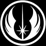 guardian air gun - The Last Jedi Guardian logo (WHITE) Waterproof Vinyl Decal Stickers for Laptop Phone Helmet Car Window Bumper Mug Tuber Cup Door Wall Decoration