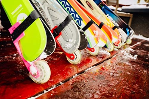 Stop lugging your skis with Ski-Z
