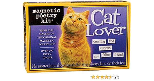 Cute Cat Praying For Tuna Fridge Refrigerator Magnet 154