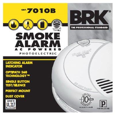 First Alert 7010b Photo Electronic Smoke Alarm