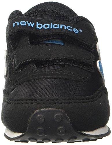 New Balance 410, Zapatillas Niños Negro (Black/Blue 945)