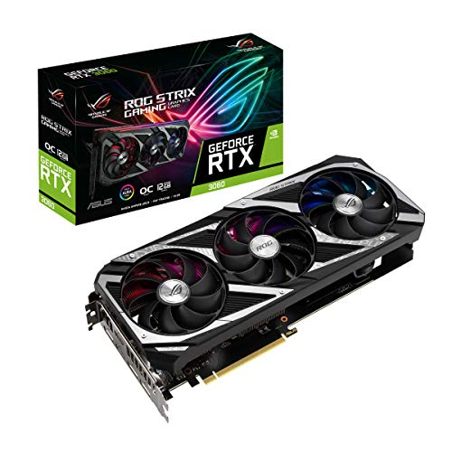 ROG-STRIX-RTX3060-O12G-GAMING 12 GB GDDR6 HDMI DP