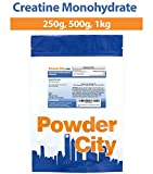 Powder City Micronized Creatine Monohydrate Powder (1 Kilogram)