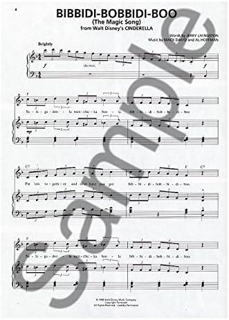 More Disney Solos For Kids. Partituras, CD para Piano, Canto y ...