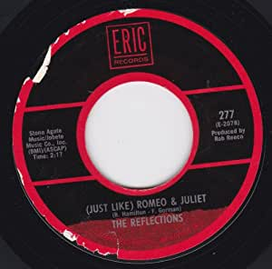 (Just Like) Romeo & Juliet/The In Crowd (NM 45 rpm)