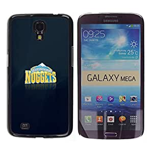 Stuss Case / Funda Carcasa protectora - PEPITA EQUIPO - Samsung Galaxy Mega 6.3