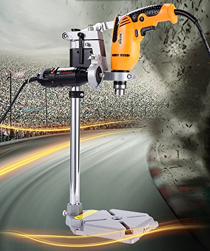 Multifunction Rotary Bench Clamp Electric power Drill Press Stand Table Holder Workbench Repair Tool for Drilling Collet Workshop