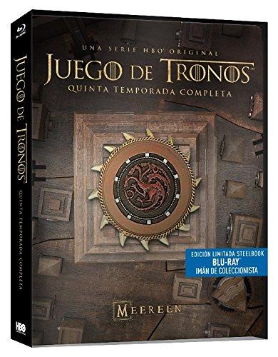 Juego De Tronos Temporada 5 Blu-Ray Edición Steelbook Blu-ray ...