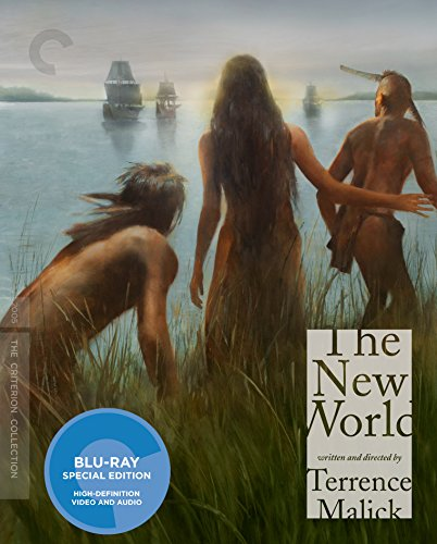 Blu-ray : The New World (Criterion Collection) (4K Mastering, Special Edition, Restored, AC-3, )