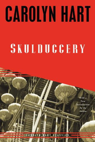 Book cover for Skulduggery