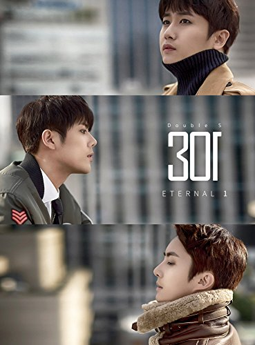 ss301-eternal-1-mini-album-cd-with-folded-poster