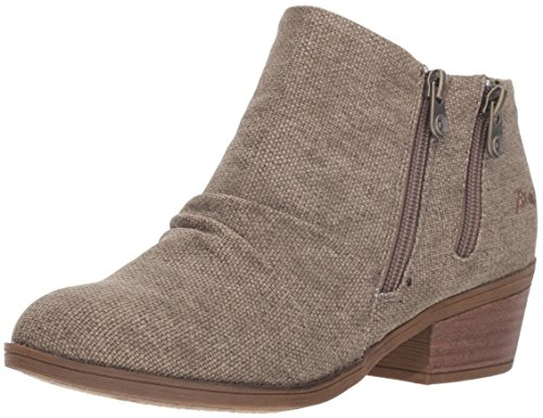 Blowfish Canvas Women's Rancher Ankle Storz Boot Brown TTfrYx