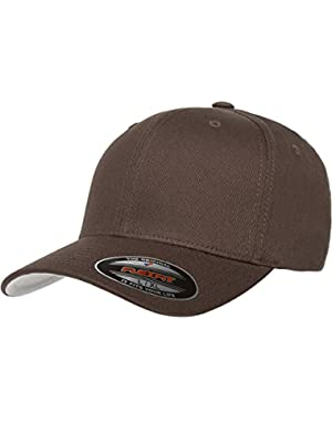 Cotton Twill Fitted Cap
