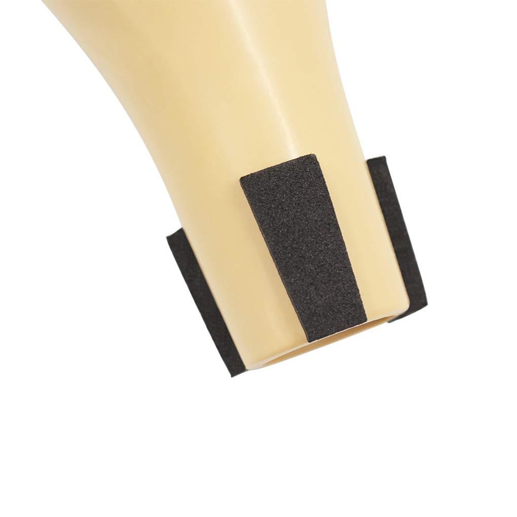 Laileya Mini plastica ABS Tromba Diritta Muto Multi Colori Tromba Silenziatore Strumento Musicale Parte