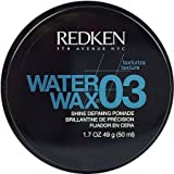 Redken Water Wax 03 Shine Defining Pomade New Package 1.7 oz by Redken